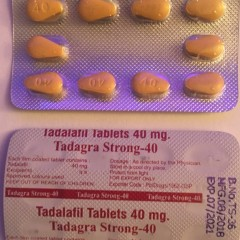 Tadagra Strong - 40 mg